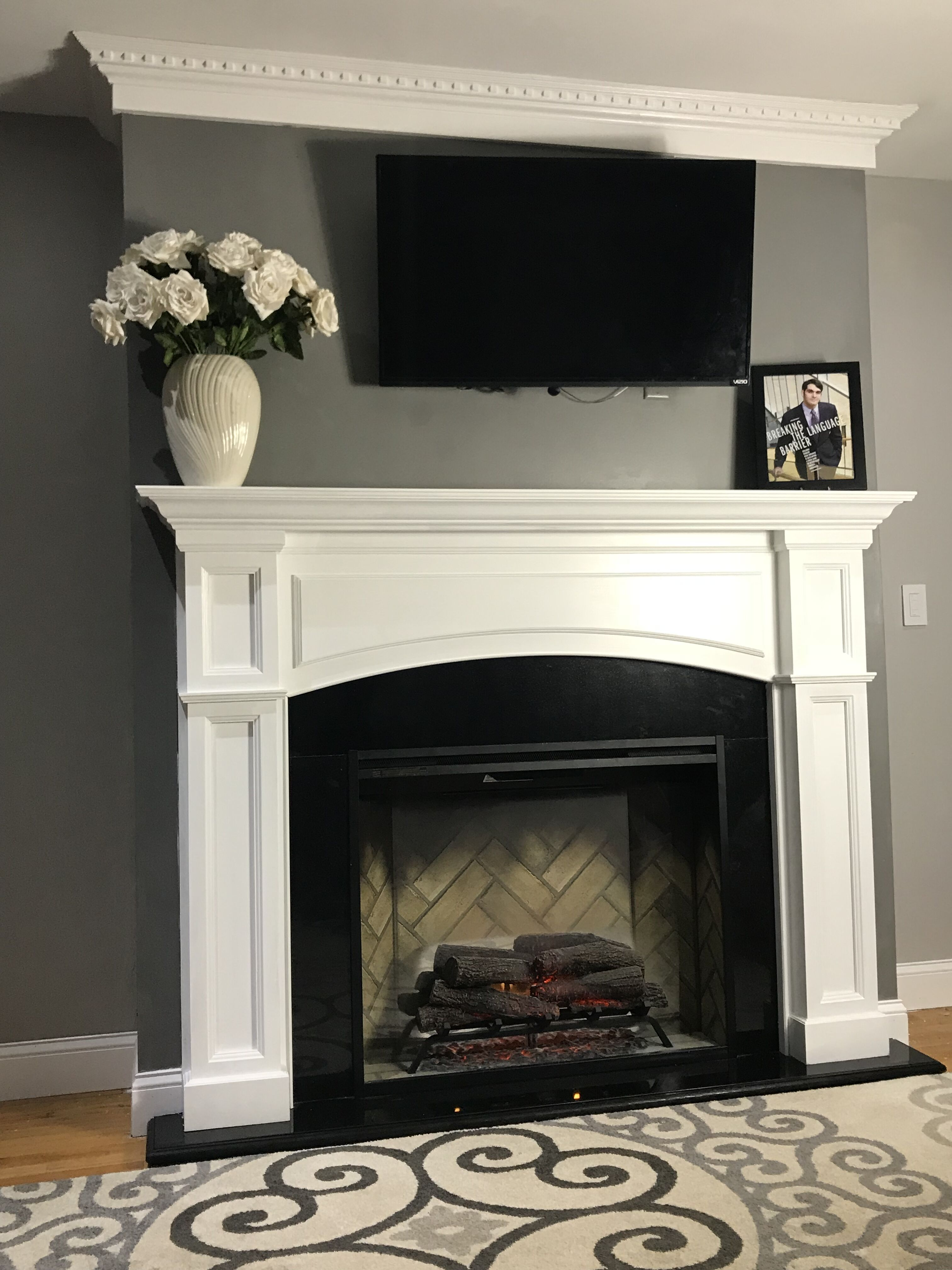 Fireplace Mantles And Surrounds The Fireplace Place Fairfield Nj